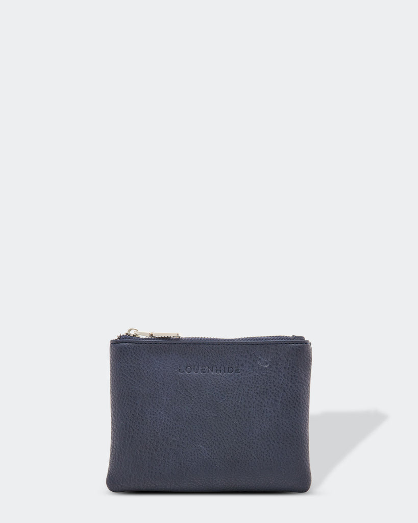 Load image into Gallery viewer, LOUENHIDE PIPER PURSE - NAVY