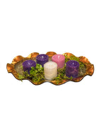 "Advent 2"" Votive Set"