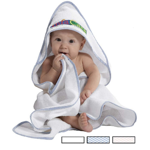EMB Hooded Baby Towel