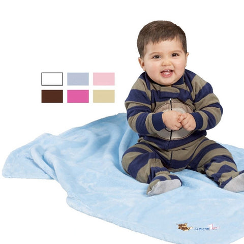 EMB Fleece Baby Blanket