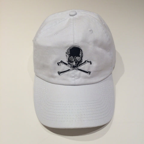 Skull & Bones Embroidered Hat