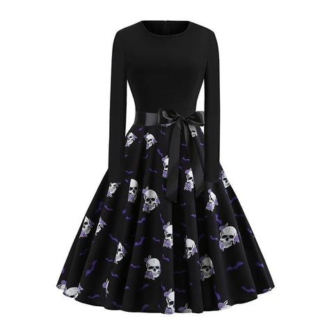 hautegoths - Skull Bopper Dress