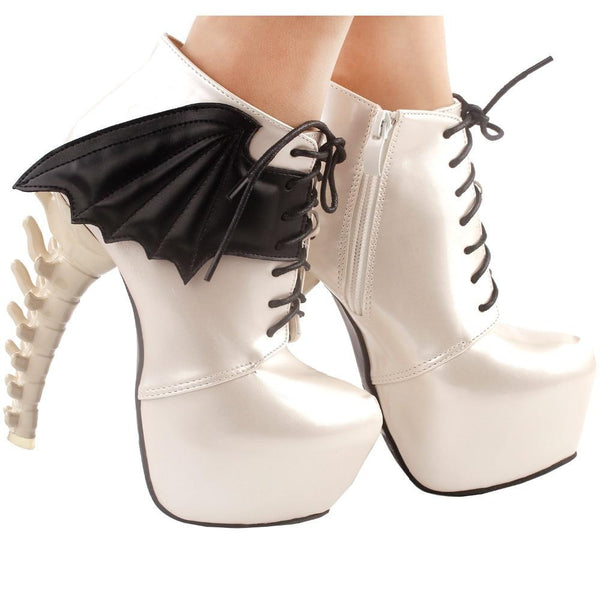 hautegoths - Spinal Tap Bat Booties