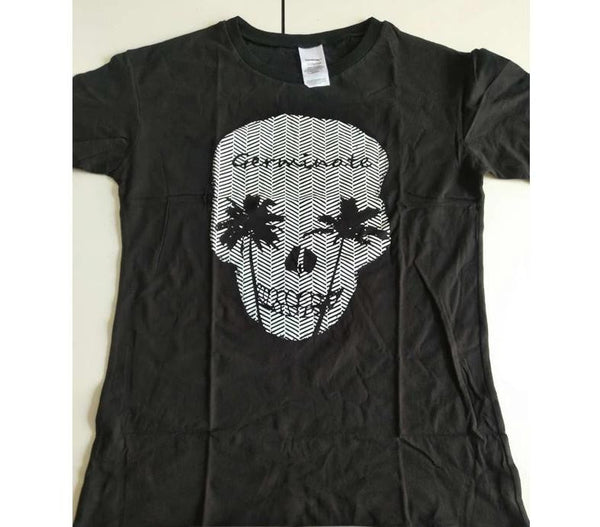 hautegoths - Germinate Skull Tee