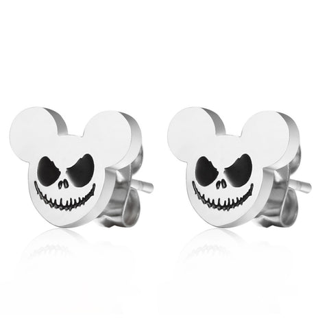 hautegoths - Evil Mickey Earrings
