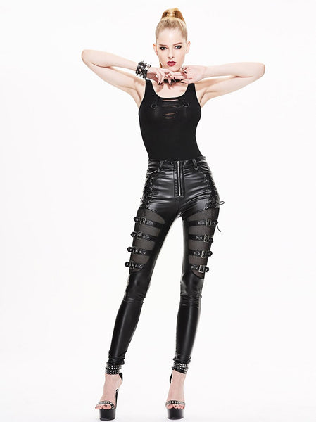 hautegoths - Strapped Pants