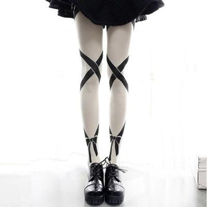 hautegoths - Lolita Tights