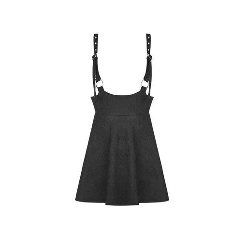 hautegoths - PUNK RAVE Suspender Skirt