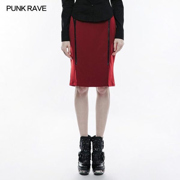 hautegoths - PUNK RAVE Pencil Skirt