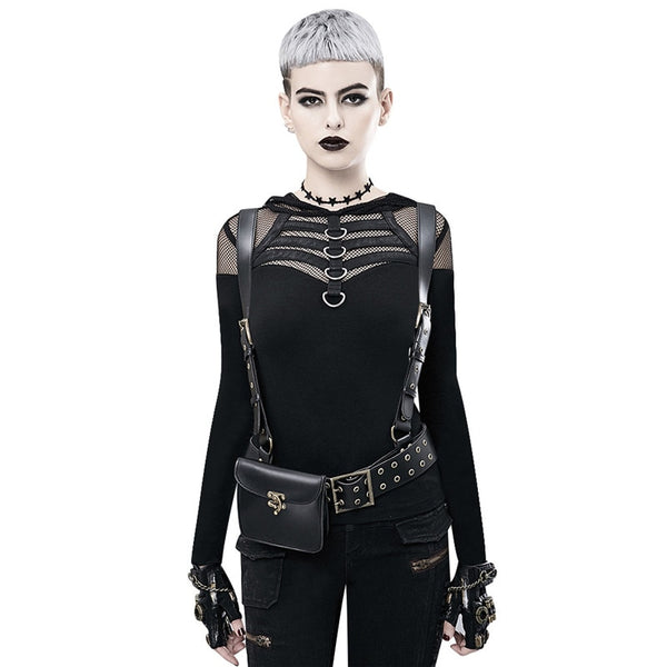 hautegoths - Suspender Waist Bag