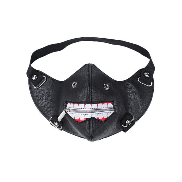 hautegoths - Smiling Half Mask