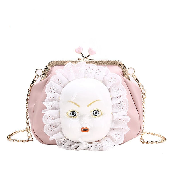 hautegoths - Pissy Doll Shoulder Bag