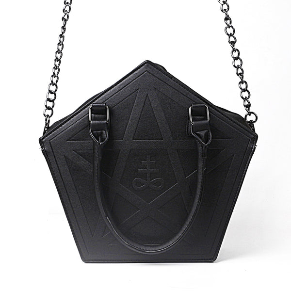 hautegoths - Goth Star Bag