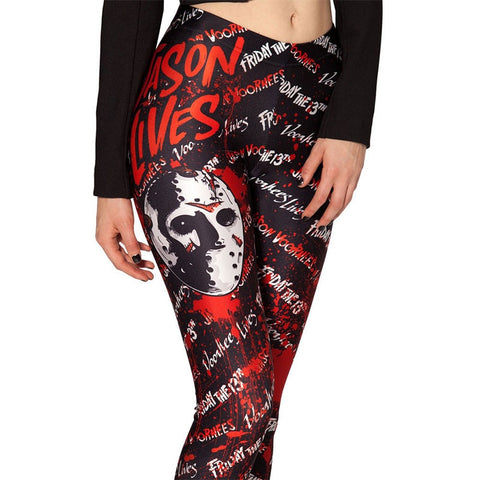 hautegoths - Jason Leggings