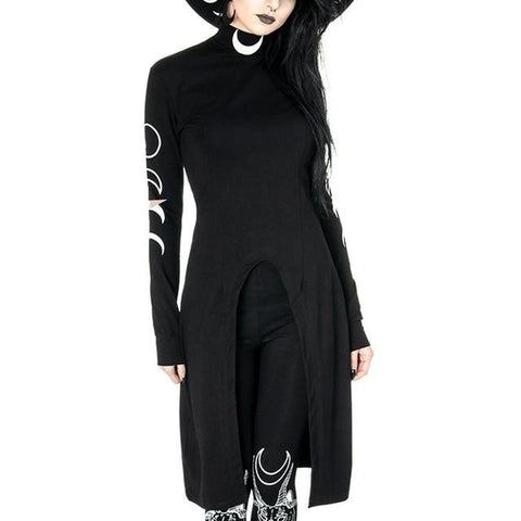 hautegoths - Moon Phase Tunic