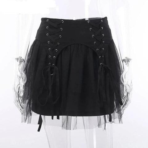 hautegoths - Dark Ballerina Skirt