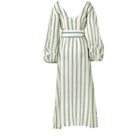 Leticia Linen Dress