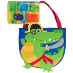 Alligator Beach Totes