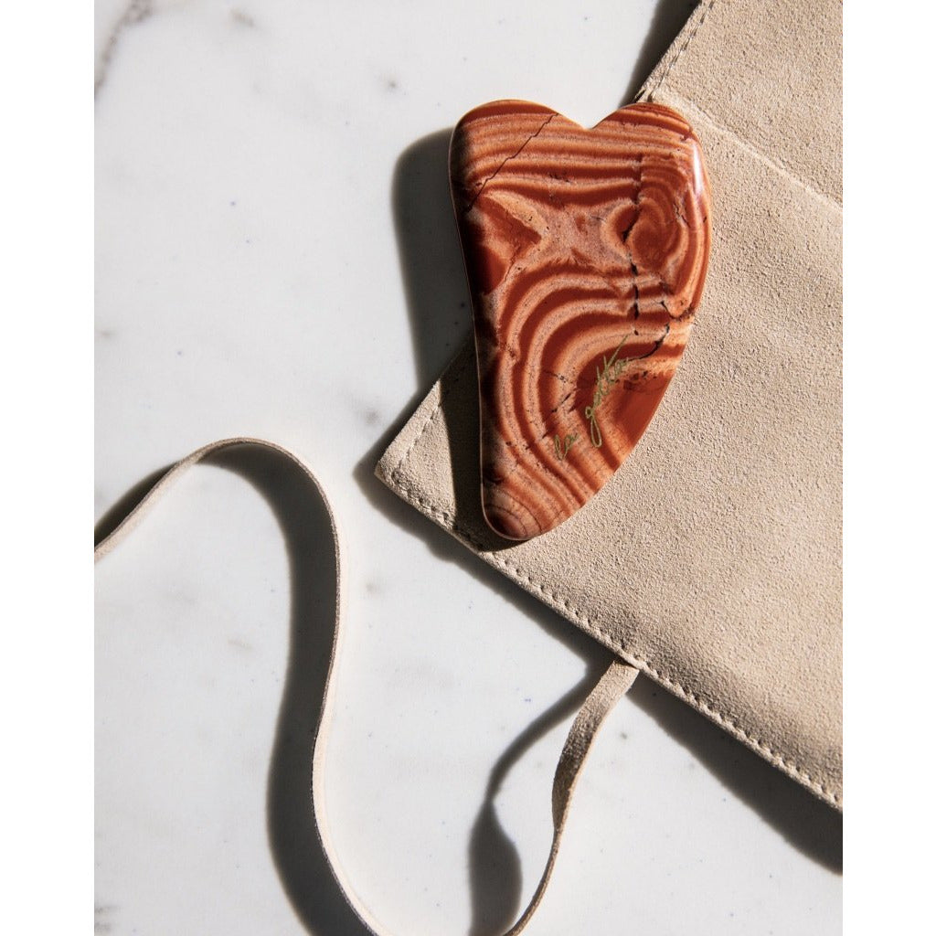 Red Agate Gua Sha