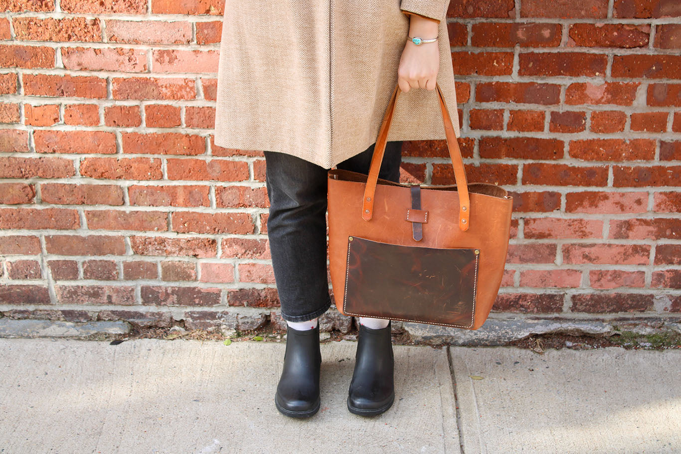The Saratoga Tote