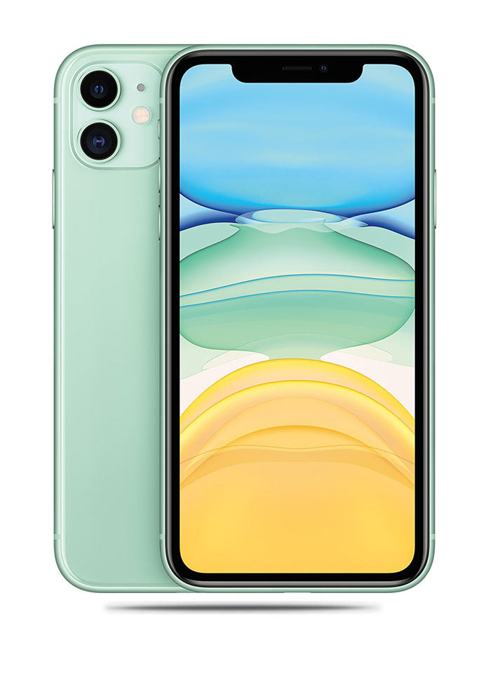 iPhone 11 Verde - Grade A Seminovo