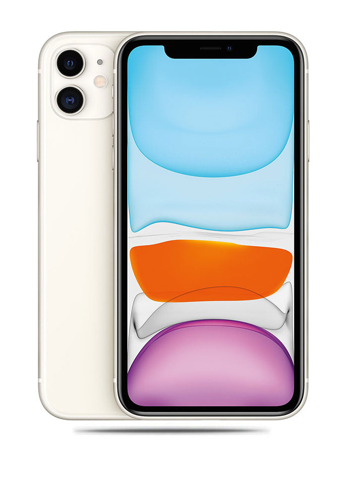 iPhone 11 Branco - Novo