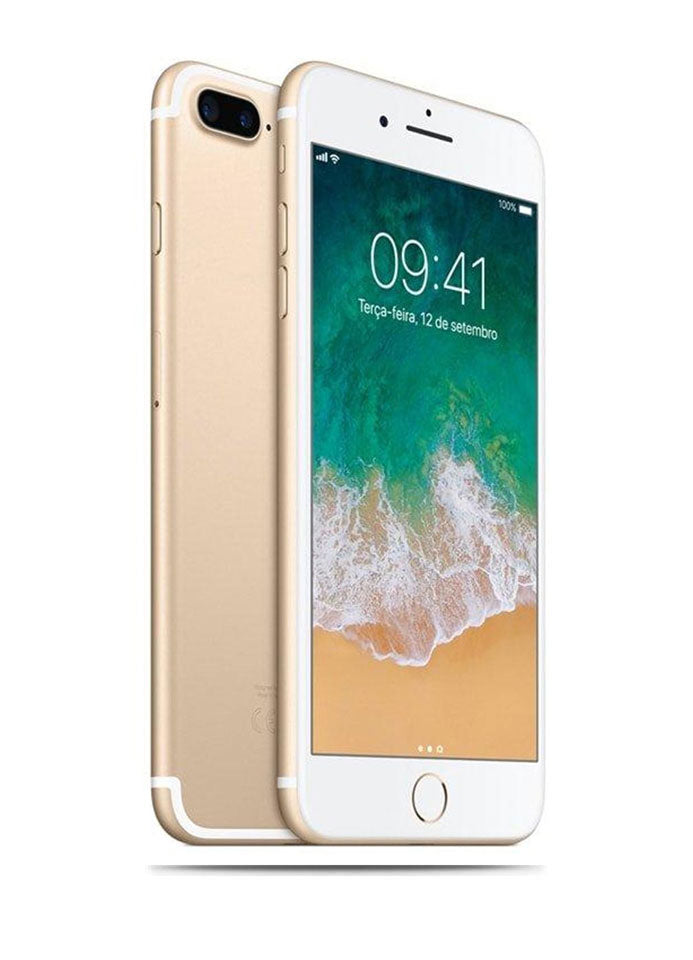 iPhone 7 Plus Dourado - Grade A Seminovo
