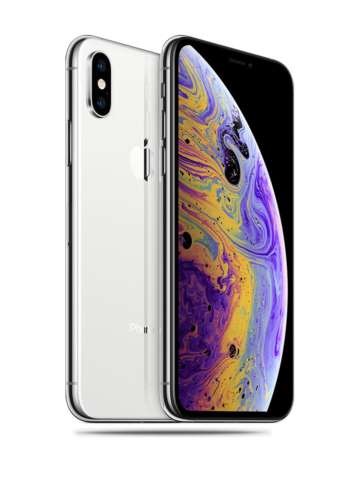 iPhone XS Prata - Grade A Seminovo