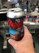 Load image into Gallery viewer, NEW Marge's Tiki Blonde Ale 16oz. Can