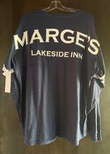 Load image into Gallery viewer, Navy Lightweight Marge's Long Sleeve