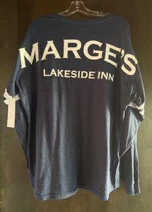 Navy Lightweight Marge's Long Sleeve