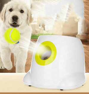 Ball Throwing Machine for Dogs
