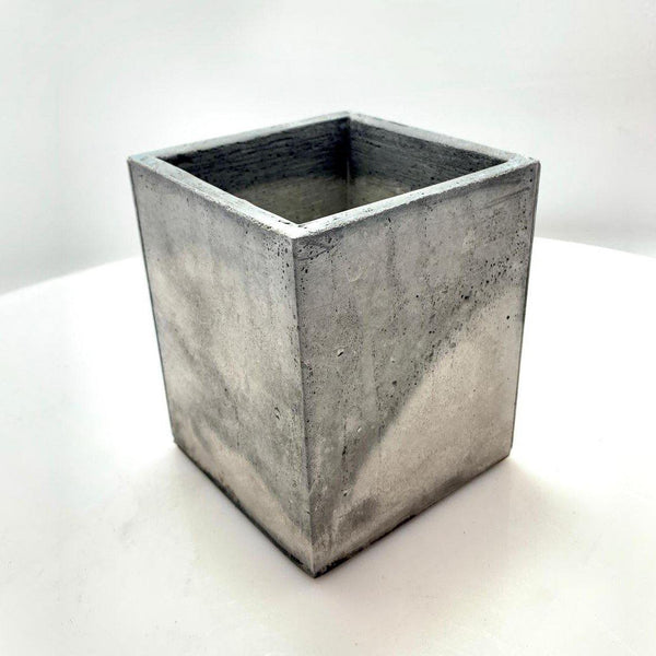 Cubo cemento mixto 79 - Camaleon-art - concrete shop art