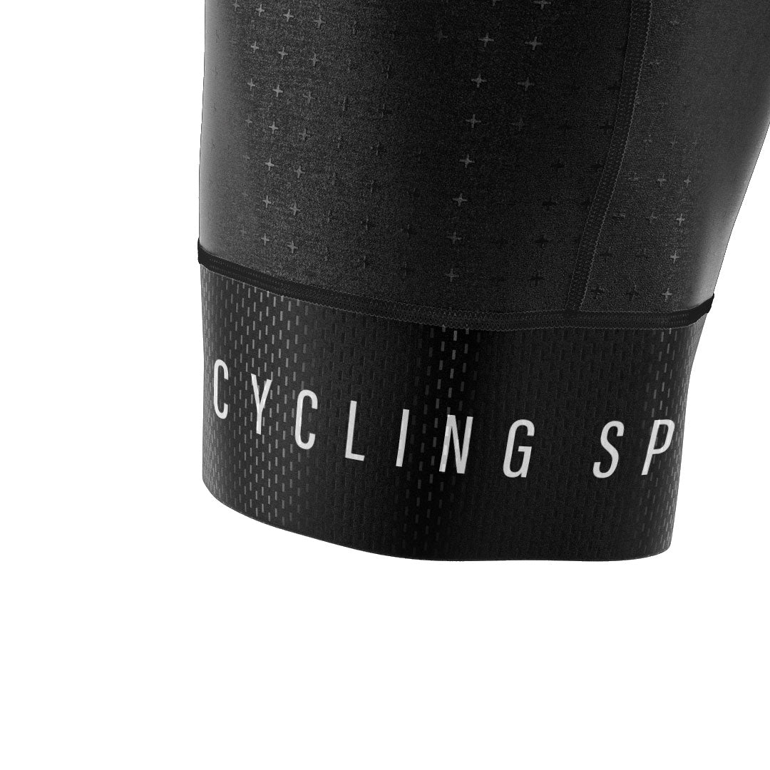 Cycling Spirit Men's Culotte Black