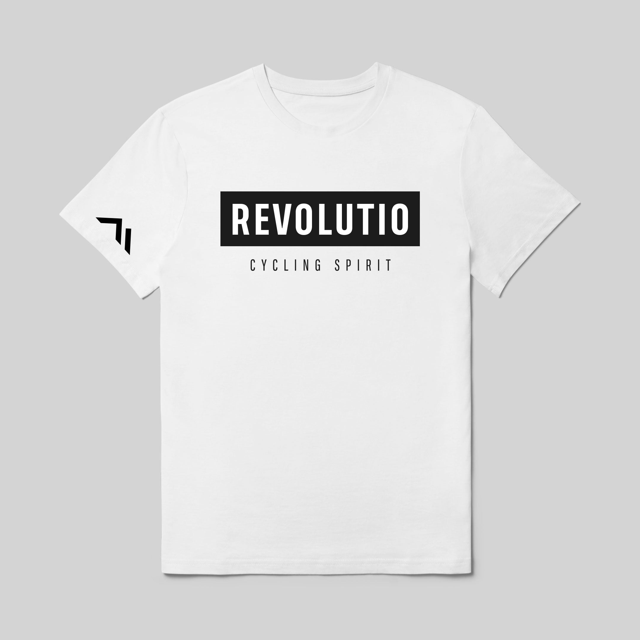 Camiseta Rebel White