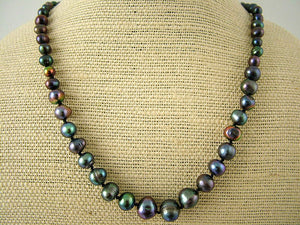 Premier Graduated Freshwater Pearl Necklace