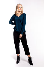 Load image into Gallery viewer, Seduce - Sofia Knit - Style S4058A - Teal or Charcoal
