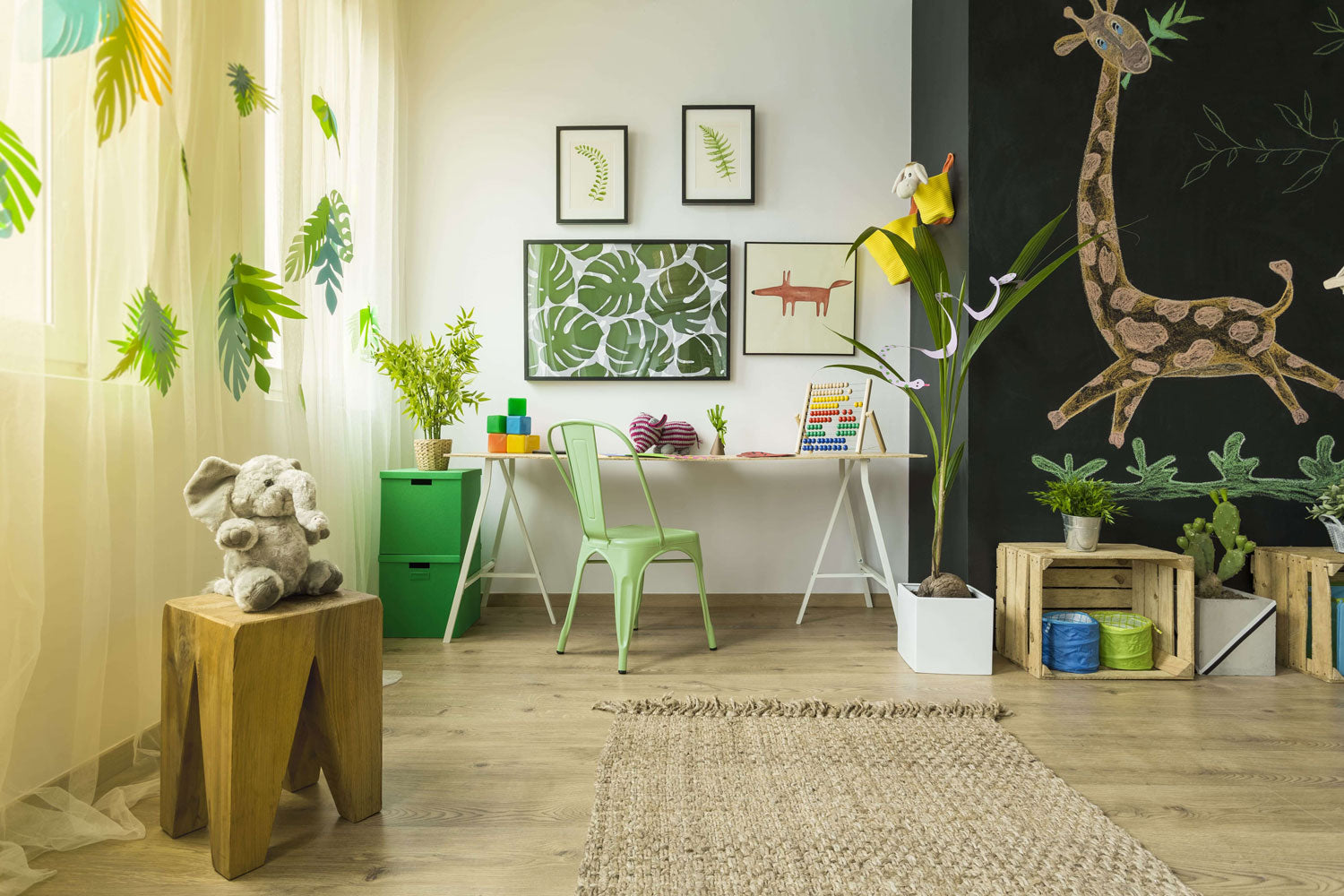 Ideas to Spice Up the Kids' Room!