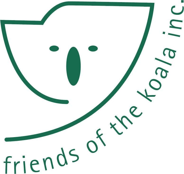 Our partnership with Friends of the Koala!