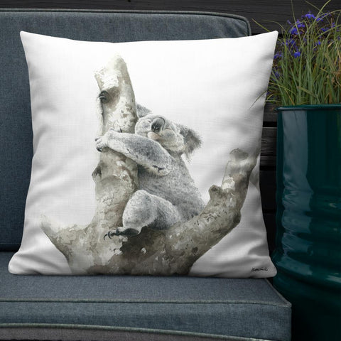 Matteo Grilli - Cute Koala Pillow - Modern Art for Modern Living