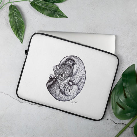Laptop Sleeve - Platypus by Tracy Church