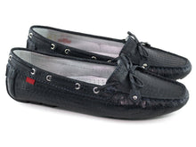 Load image into Gallery viewer, Cypress Hill - Navy Mini Croco