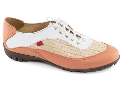 Hampton Golf - Beige Croco