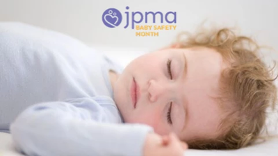 Five Tips for Safe Sleep — Celebrating Baby Safety Month