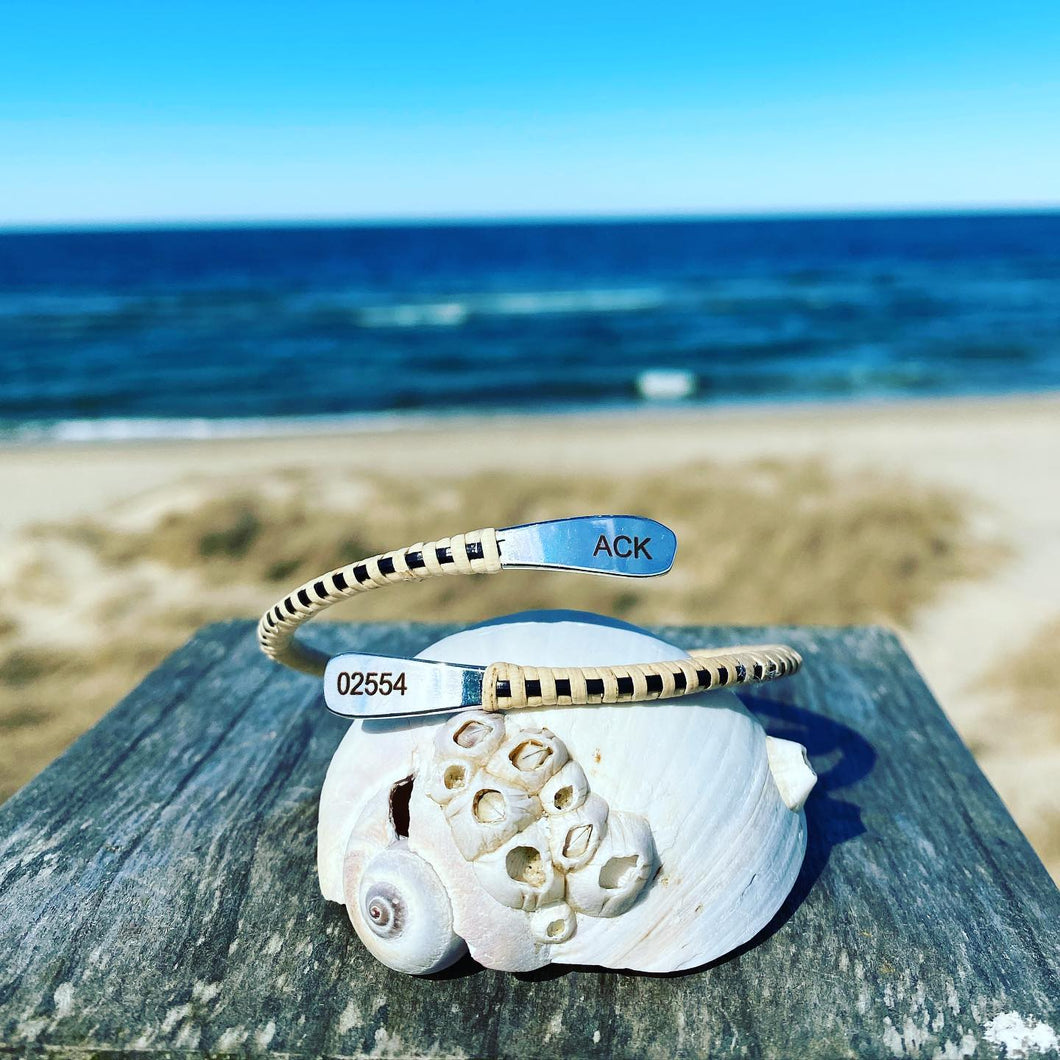 Nantucket Oar Cuff