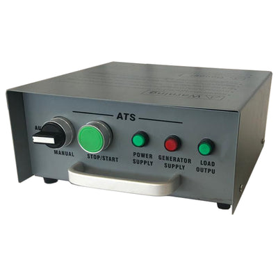 ATS generador a gas DG5000 - Tablero - Power Pro