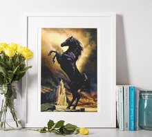 Lade das Bild in den Galerie-Viewer, Black Beauty- DIY Diamond Painting | Eckige/Runde Steine