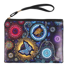 Lade das Bild in den Galerie-Viewer, Schmetterling Armband Handtasche - DIY Diamond Painting | Runde Steine