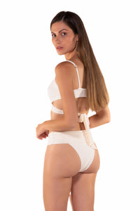 Top Cruzado Off White