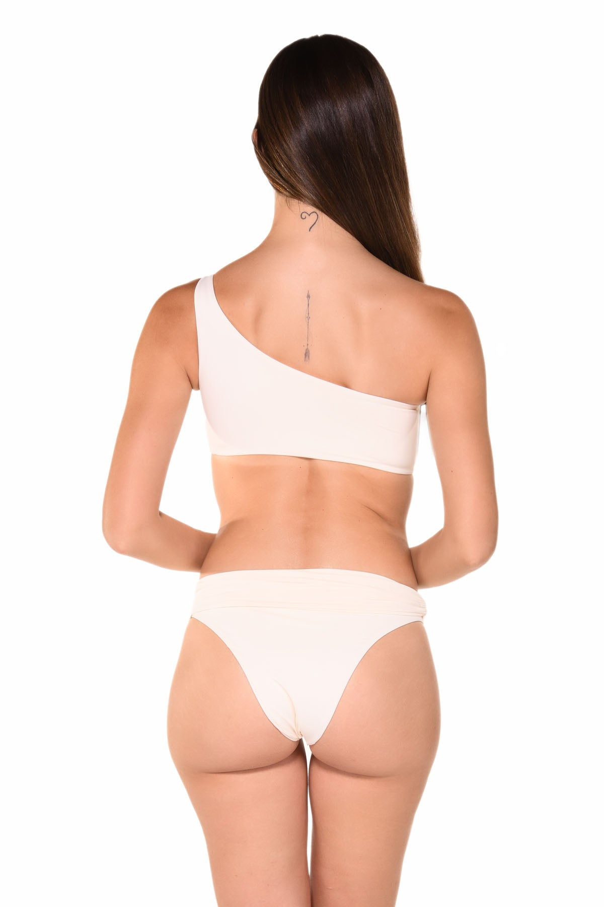 Bottom Basque Off White